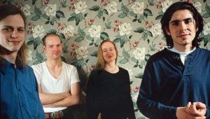 Rachel's band photo