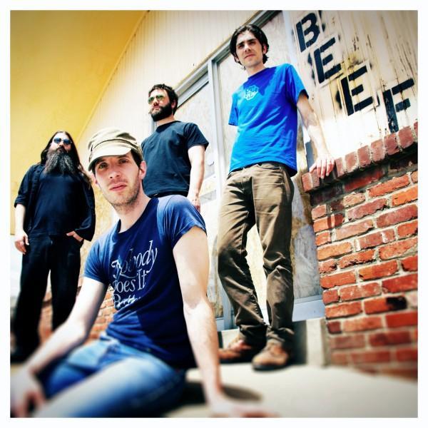 Shipping News band photo