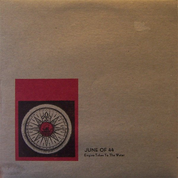 June of 44 Engine Takes to the Water album cover