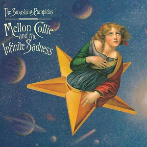 Mellon Collie and the Infinite Sadness by The Smashing Pumpkins album cover