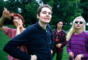The Smashing Pumpkins band photo
