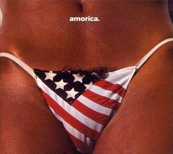 Black Crowes Amorica album cover