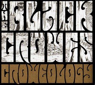 Croweology album cover Black Crowes