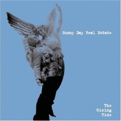 Sunny Day Real Estate The Rising Tide album cover