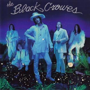 Black Crowes By Your Side album cover