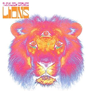 Black Crowes Lions album cover