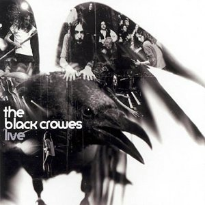 Black Crowes live album cover