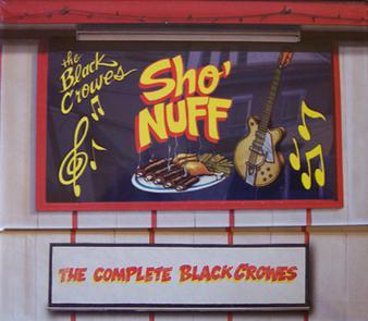 Sho' Nuff Black Crowes album cover