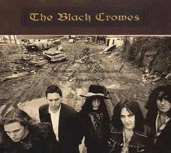 Black Crowes The Southern Harmony and Musical Companion album cover