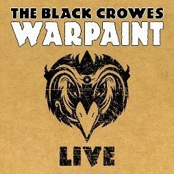 Warpaint Live album cover Black Crowes