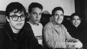 slint band photo